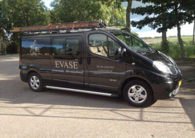 Glazenwasserij & Schoonmaakbedrijf Evase